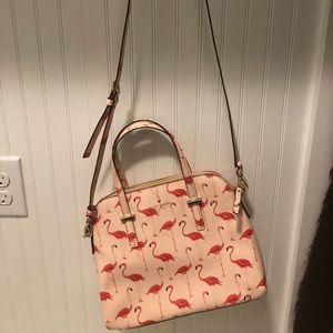 Kate Spade Flamingo purse